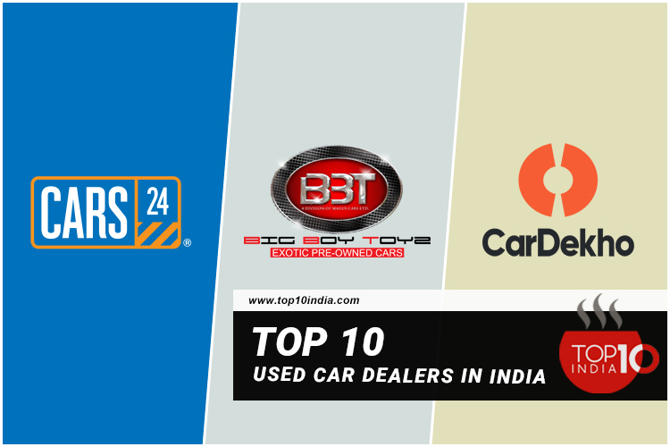 Top 10 Used Car Dealers In India