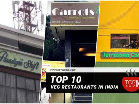 Top 10 Veg Restaurants in India