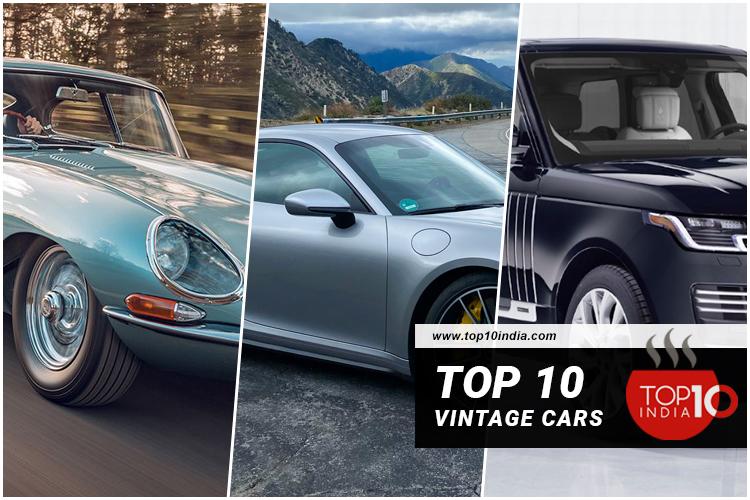 Top 10 Vintage Cars