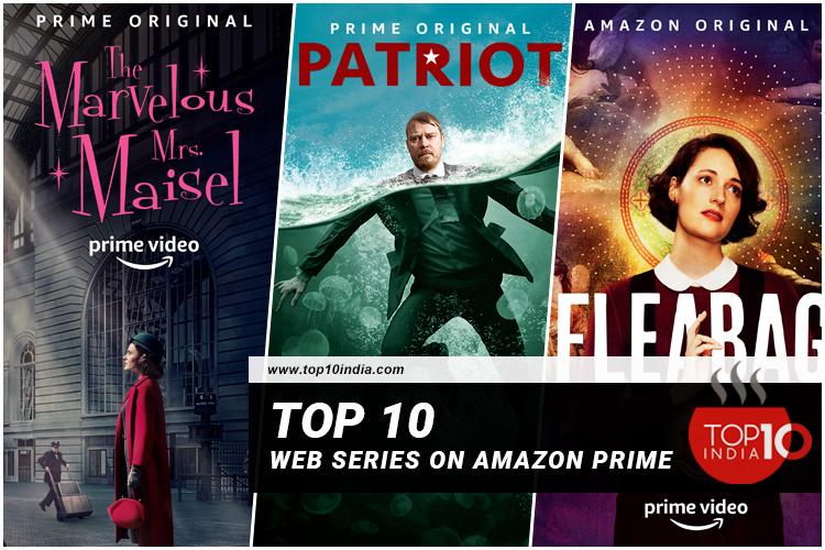 Top 10 Web Series on Amazon Prime