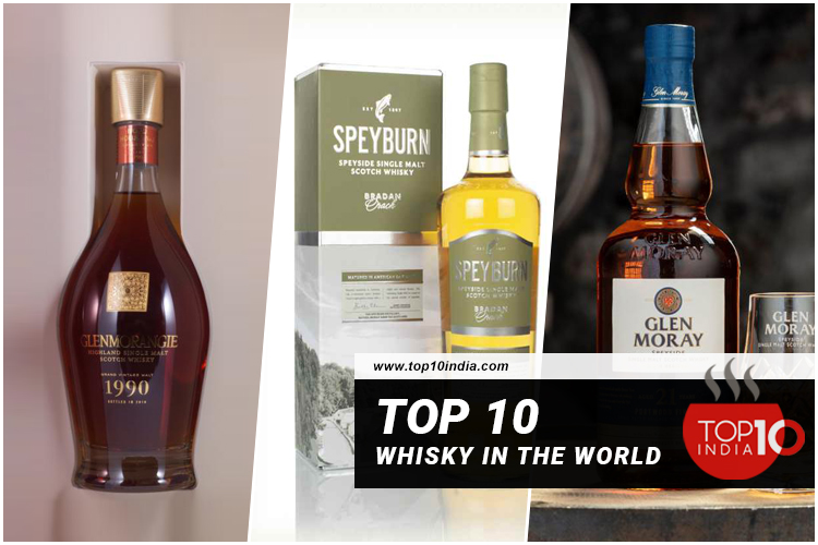 Top 10 Whisky in the World
