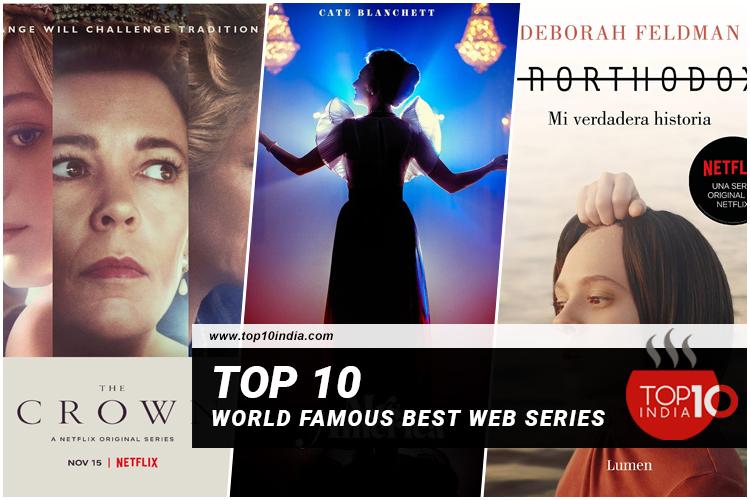 Top 10 World Famous Best Web Series