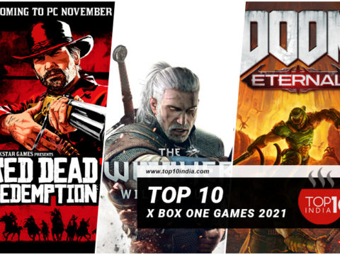List of Top 10 X Box One Games 2021