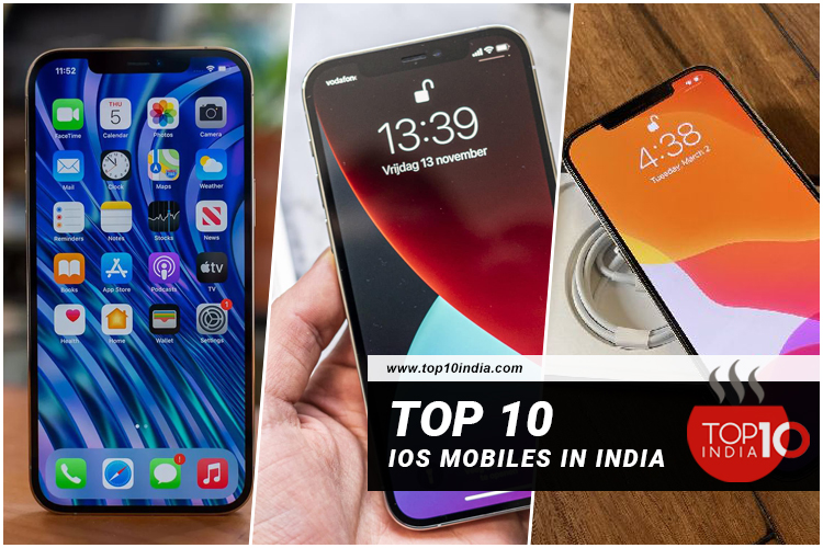 Top 10 ios Mobile In India