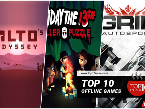 Top 10 offline games