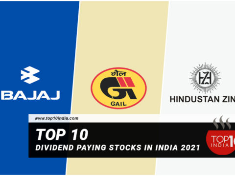 Top 5 Dividend Paying Stocks in India 2021