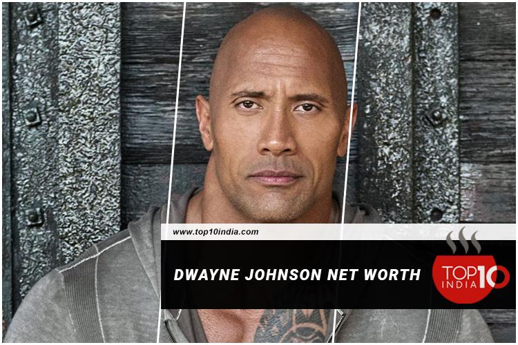 Dwayne Johnson Net Worth