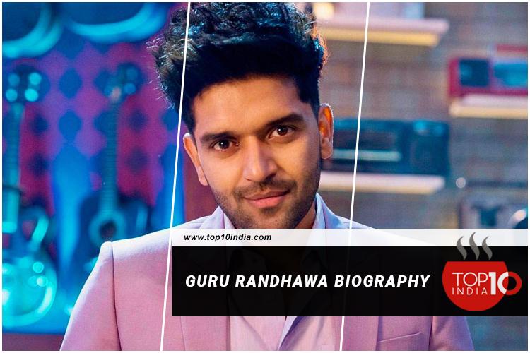 Guru Randhawa Biography