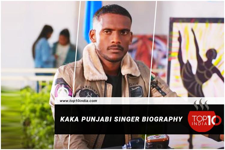 Kaka Punjabi Singer Biography