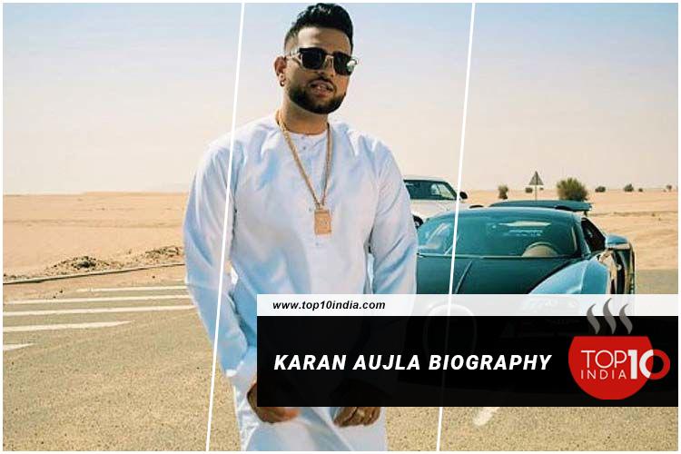 Karan Aujla Biography