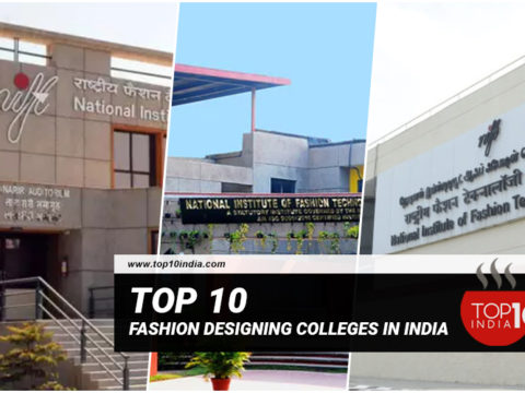 List of Top 10 Fashion Designing Colleges in India 2021