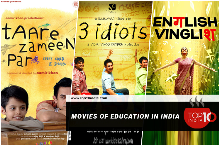 Movies of Education in India