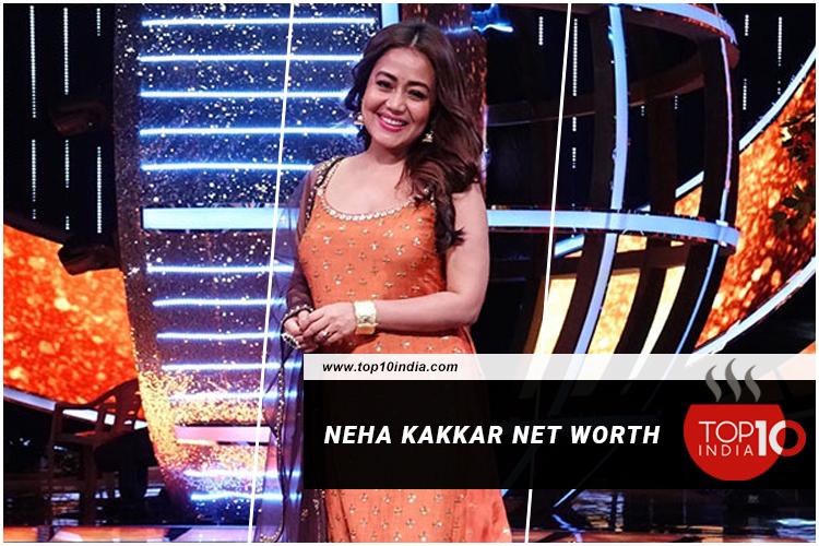 Neha Kakkar Net Worth