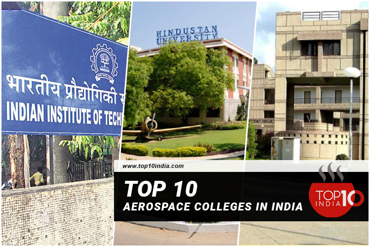 Top 10 Aerospace Colleges in India