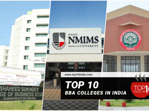 Top 10 BBA Colleges in India