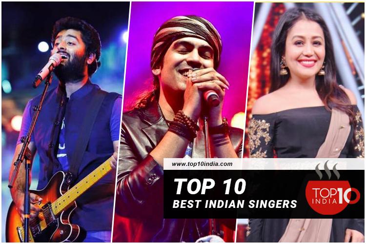 Top 10 Best Indian Singers
