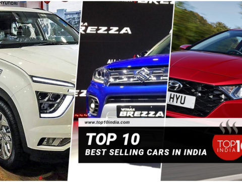 Top 10 Best Selling Cars In India