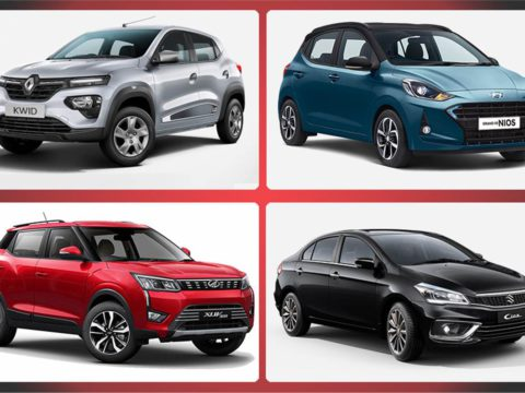 Top 10 Cars Under 10 Lakh In India