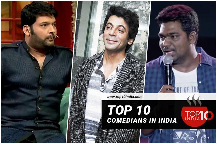 Top 10 Comedians in India