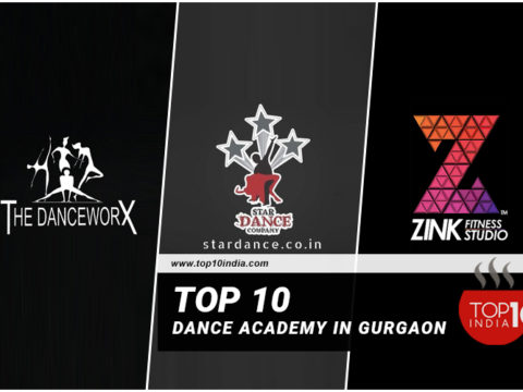 Top 10 Dance Academy in Gurgaon