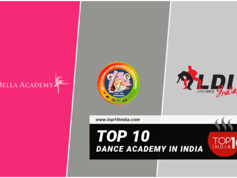 Top 10 Dance Academy in India