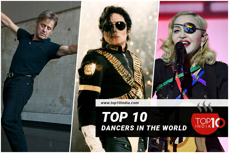 Top 10 Dancers In the World