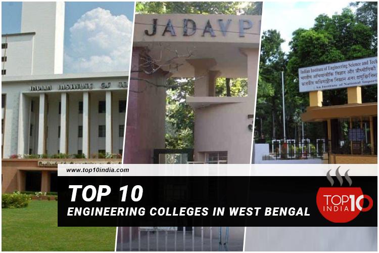 Top 10 Engineering Colleges in West Bengal