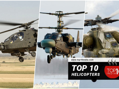 Top 10 Helicopters