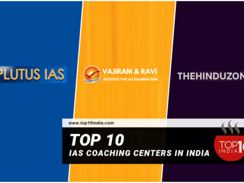 Top 10 IAS Coaching Centers in India