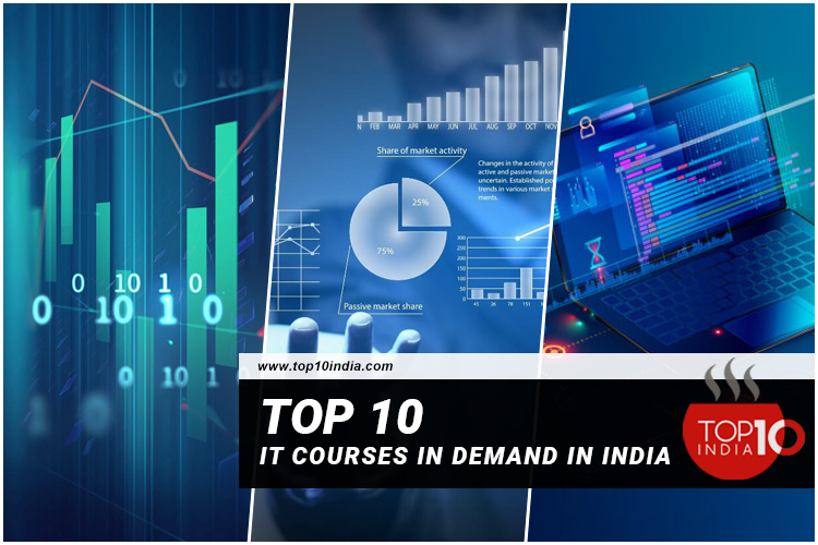 Top 10 IT Courses in Demand in India