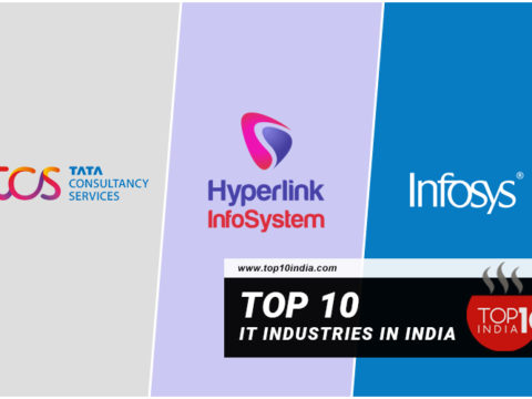 Top 10 IT Industries in India