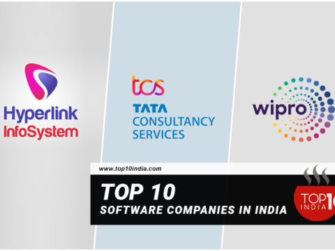 Top 10 IT Software Companies in India