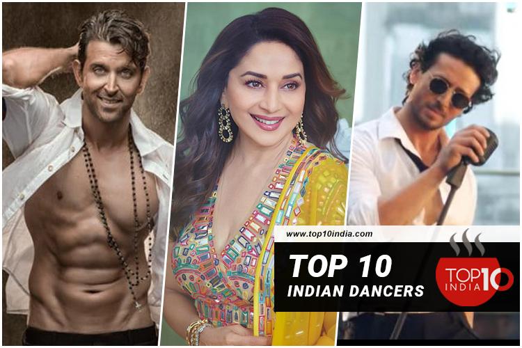 Top 10 Indian Dancers