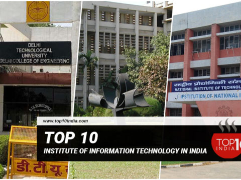 Top 10 Institute of Information Technology in India