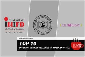 Top 10 Interior Design Colleges In Maharashtra