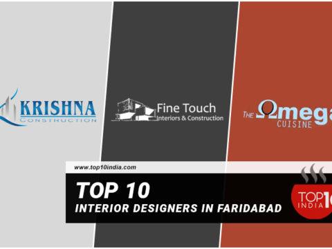Top 10 Interior Designers In Faridabad