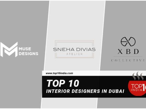 Top 10 Interior Designers in Dubai