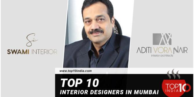 Top 10 Interior designers in Mumbai