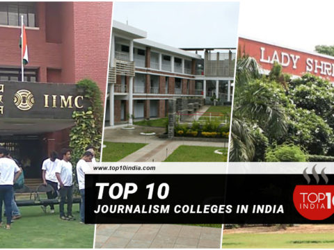 Top 10 Journalism Colleges in India