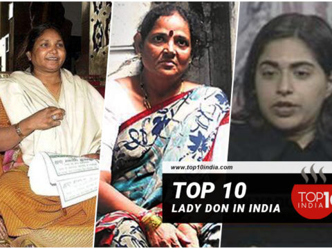 Top 10 Lady Don In India
