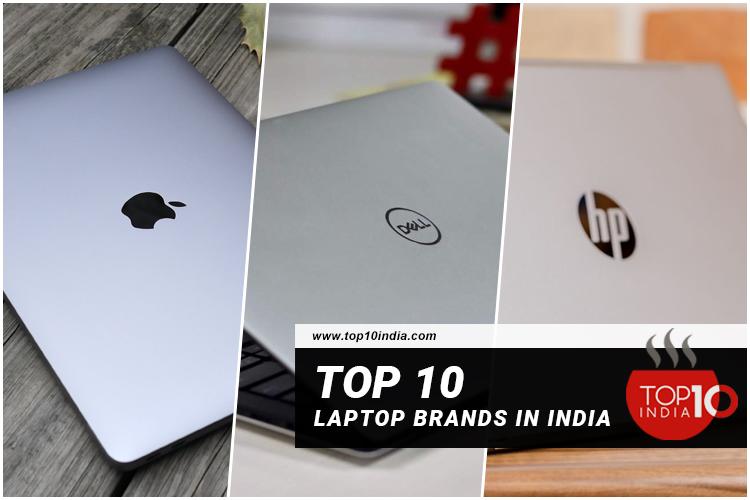 Top 10 Laptop Brands in India