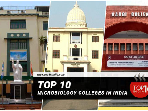 Top 10 Microbiology Colleges in India