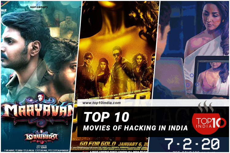 Top 10 Movies of Hacking In India: