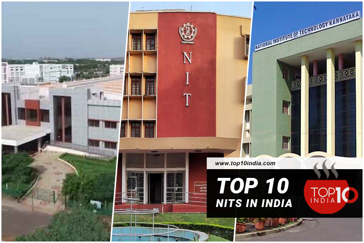 Top 10 NITs in India