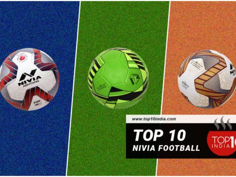 Top 10 Nivia football