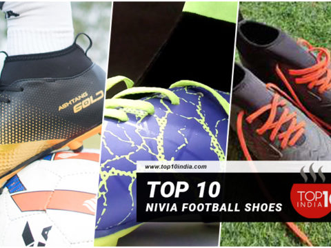 Top 10 Nivia football shoes: