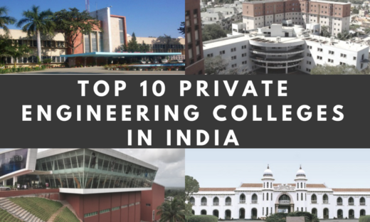 Top 10 Private Engineering Colleges In India