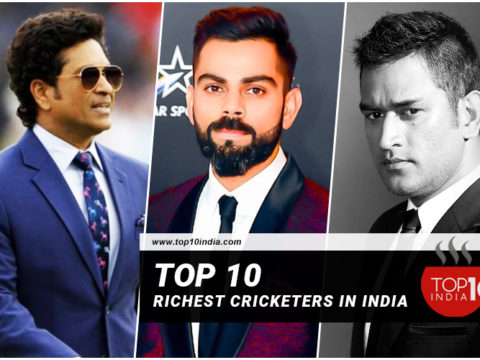 Top 10 Richest Cricketers in India