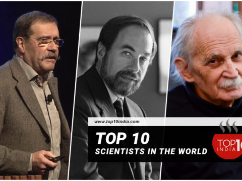 Top 10 Scientists in the World
