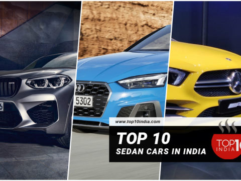 Top 10 Sedan Cars in India
